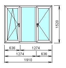 Цены на пластиковые окна, стоимость пластиковых окон.
