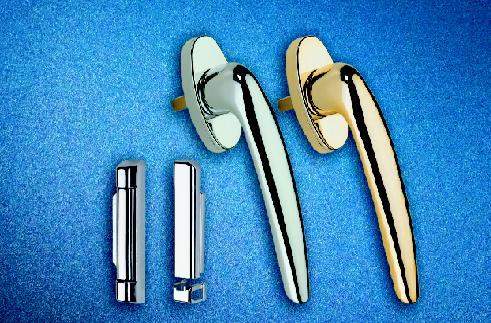 Ручки для окон и дверей MACO